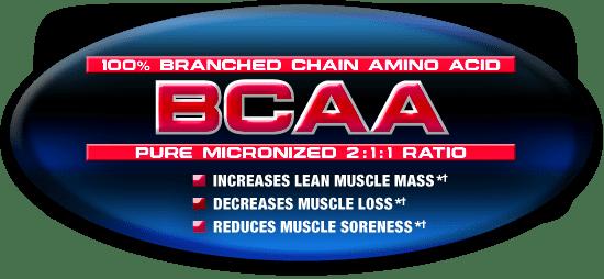 BCAA banner